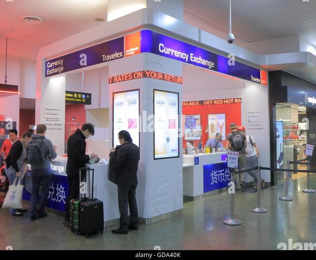 Travelex Christchurch International Airport