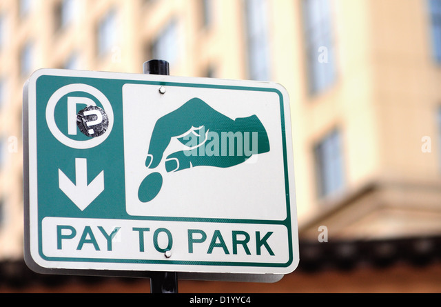 how to pay for parking