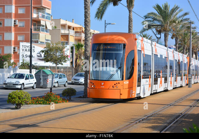 alicante tram strike