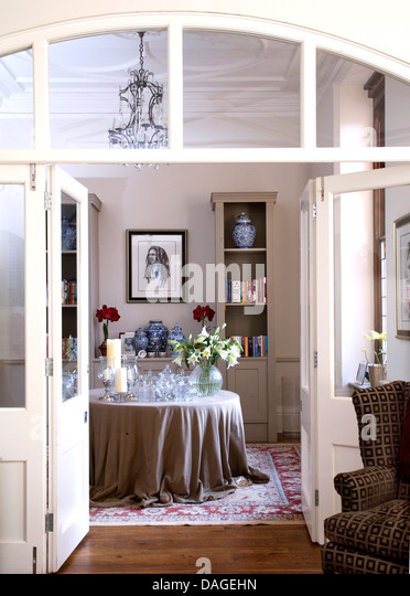 Traditional Dining Room Dining Rooms Monochromatic Stock Photos