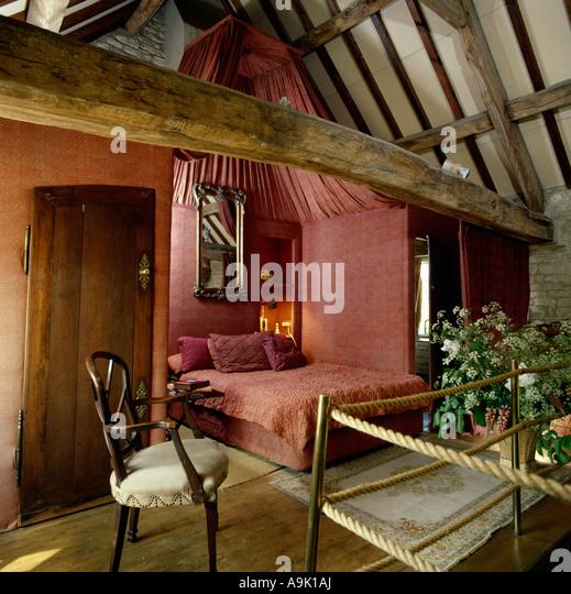 Mezzanine Bedroom Stock Photos Mezzanine Bedroom Stock