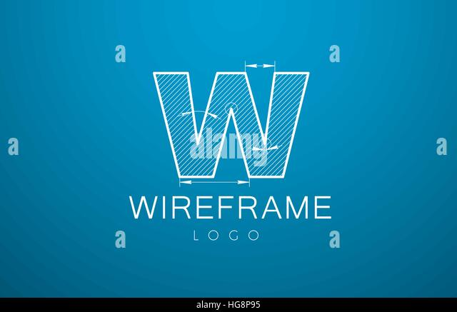 Wireframe Stock Photos & Wireframe Stock Images