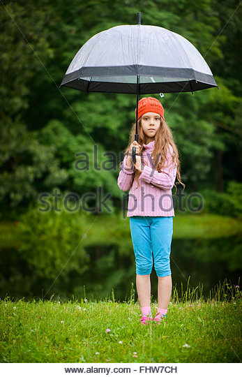 Beautiful Sad Girl In Rain Stock Photos & Beautiful Sad ...