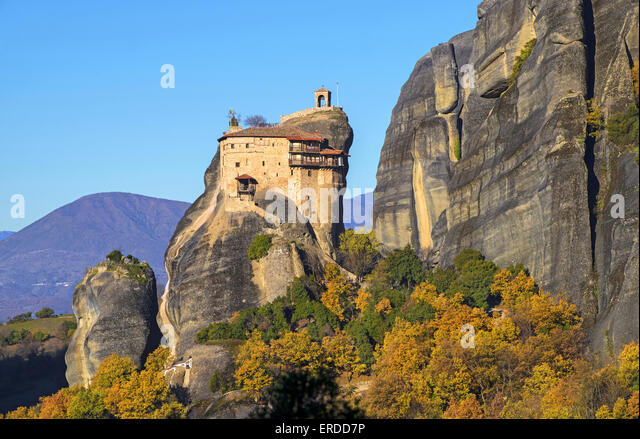 Europe Monastery Monument Monuments Orthodox Stock Photos ...