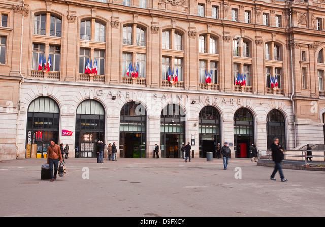 Saint Lazare Station Stock Photos & Saint Lazare Station ...