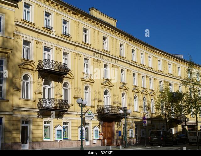 St Anton Austria Hotel Alte Post