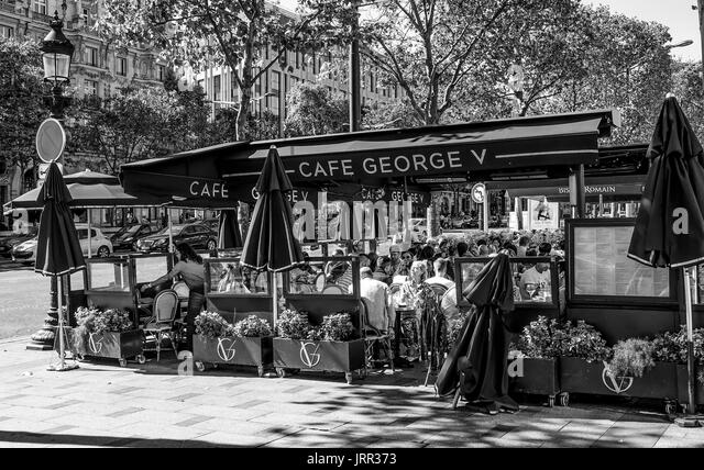 Cafe Fouquet S Paris