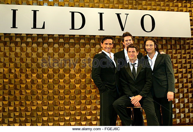 Urs buhler stock photos urs buhler stock images alamy - Il divo meaning ...