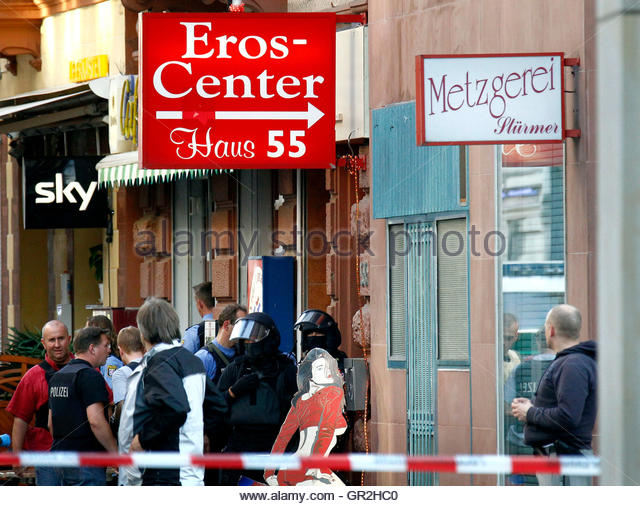Eros center germany