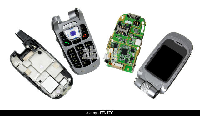 Cell Phone Parts Stock Photos Amp Cell Phone Parts Stock