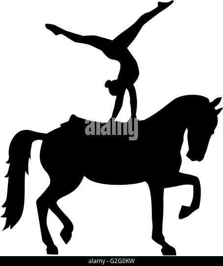 Equestrian Vaulting Stock Photos & Equestrian Vaulting ...