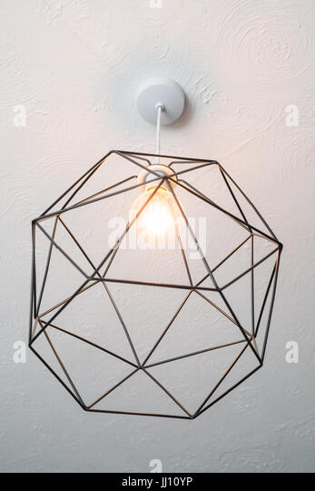 Vintage Lampshade Stock Photos & Vintage Lampshade Stock Images - Alamy