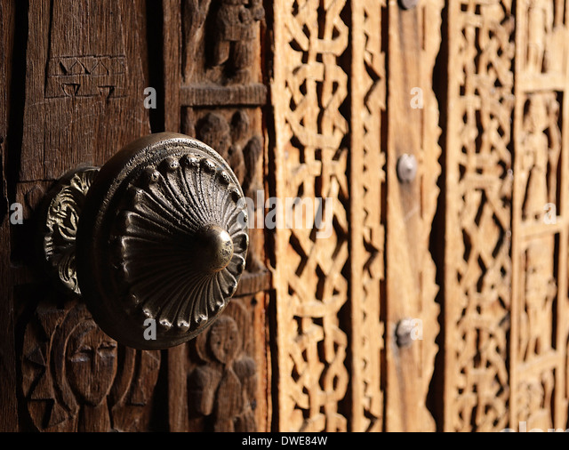 Decorative door handle - Stock Image & Decorative Door Handle Stock Photos \u0026 Decorative Door Handle Stock ...