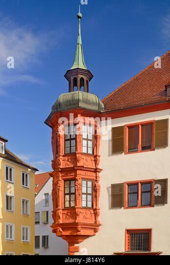 Erker stock photos erker stock images alamy for Design hotel wurzburg