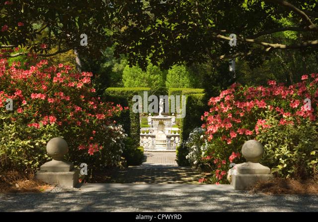 North carolina garden stock photos north carolina garden for Outer garden