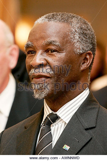 thabo mbeki stock photos amp thabo mbeki stock images alamy