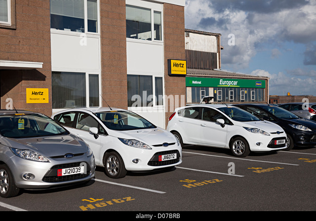 Hertz Car Hire Jersey Airport