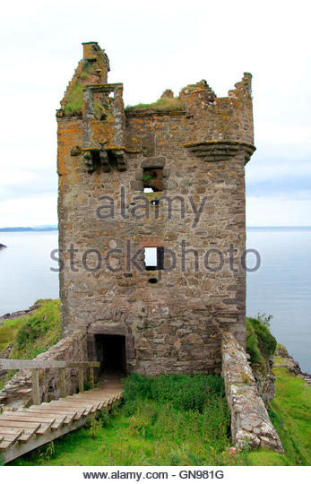 gylen castle is located - photo #21