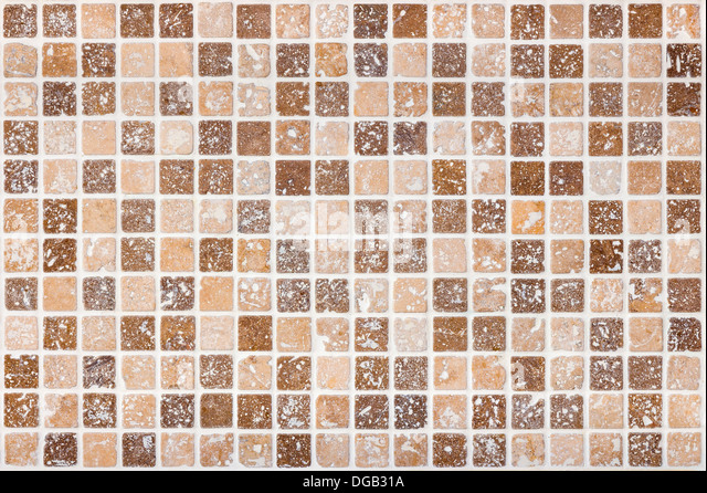 Kitchen Tile Background brown square kitchen tiles stock photos & brown square kitchen
