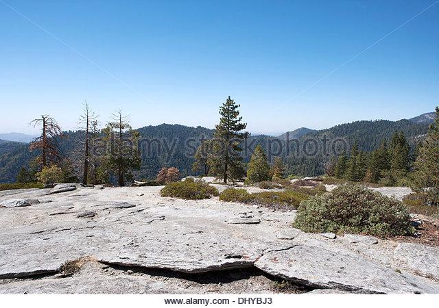 Beautiful Scenery In High Altitude Stock Photos Beautiful Scenery In High Altitude Stock