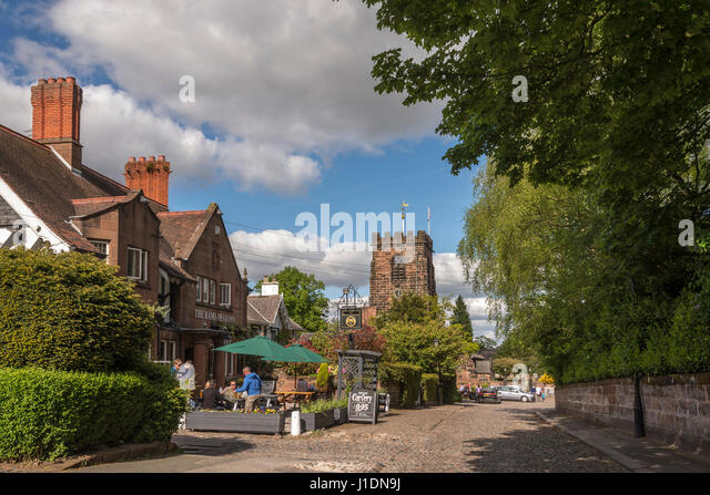 Grappenhall Stock Photos Amp Grappenhall Stock Images Alamy