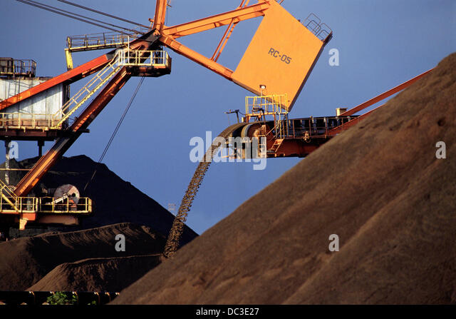 Iron Ore Brazil Stock Photos Amp Iron Ore Brazil Stock