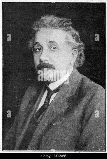 Albert einstein a born thinker