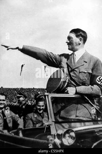 leadership style of adolf hitler
