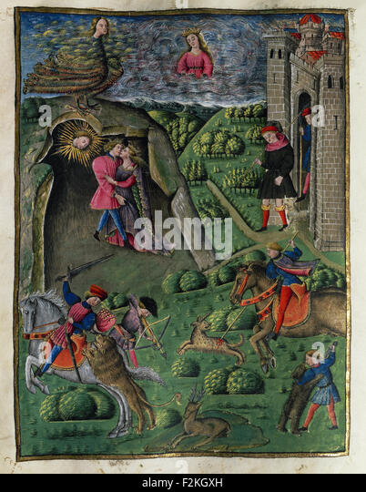 an illustration of cruelty in the poem the epic of gilgamesh The literary form known as the epic, a long, serious narrative poem featuring a larger the oldest known example is the epic of gilgamesh all rights.