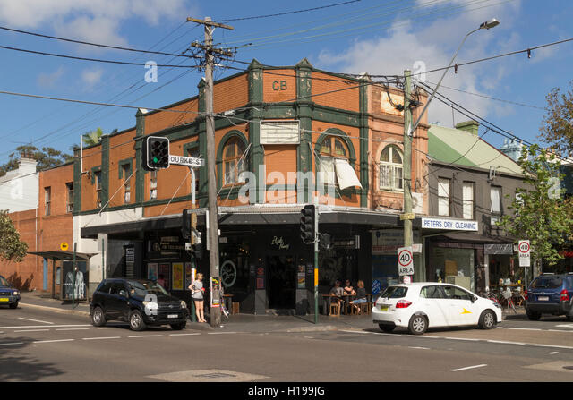 Cafe Crown Street Surry Hills