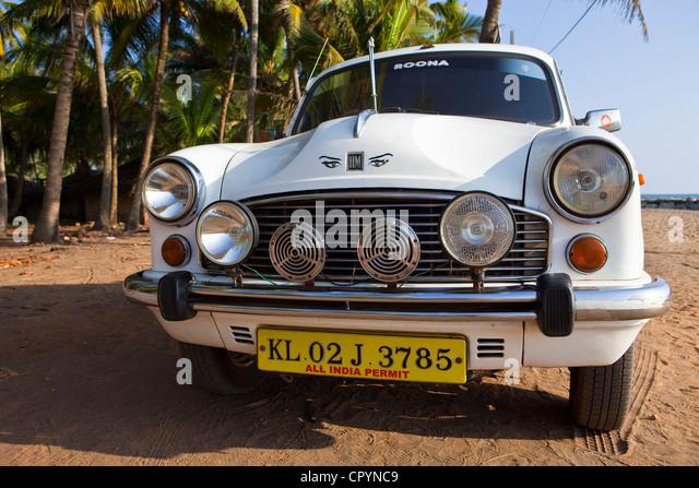India Ambassador Car Stock Photos India Ambassador Car Stock