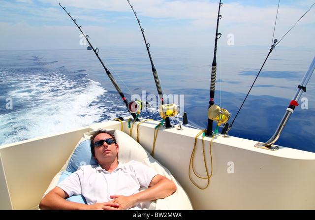 Tuna fishing boat stock photos tuna fishing boat stock for 1 man fishing boat