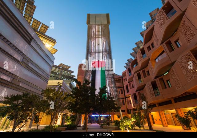 Masdar institute stock photos masdar institute stock for Masdar abu dhabi