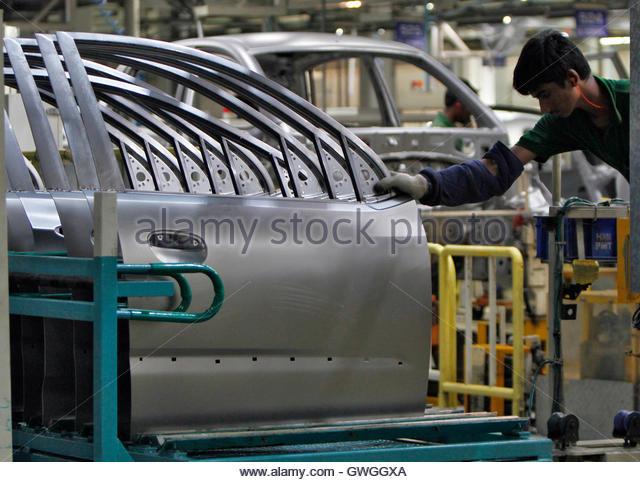 Average Assembly Line Worker, Automotive Hourly Pay