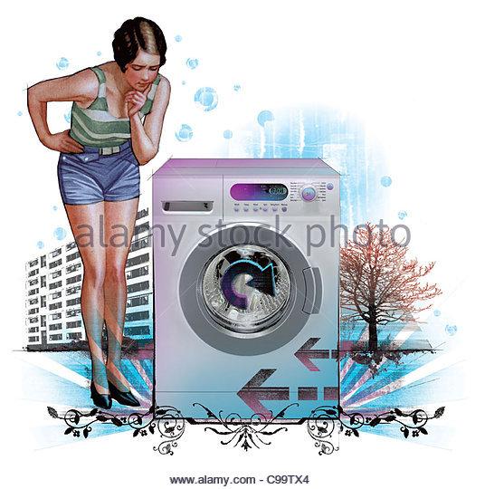 washing machine environmentally friendly