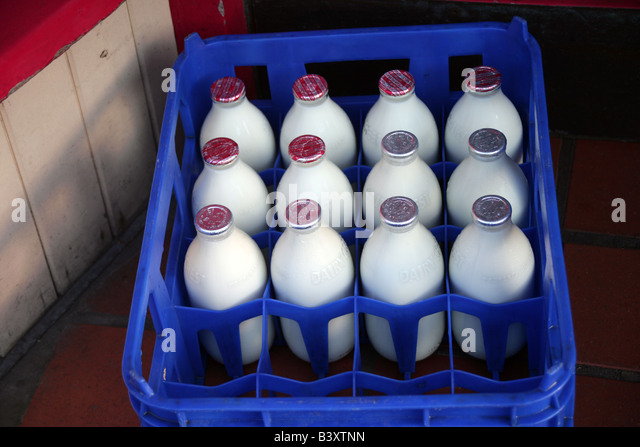 milk crate stock photos milk crate stock images alamy