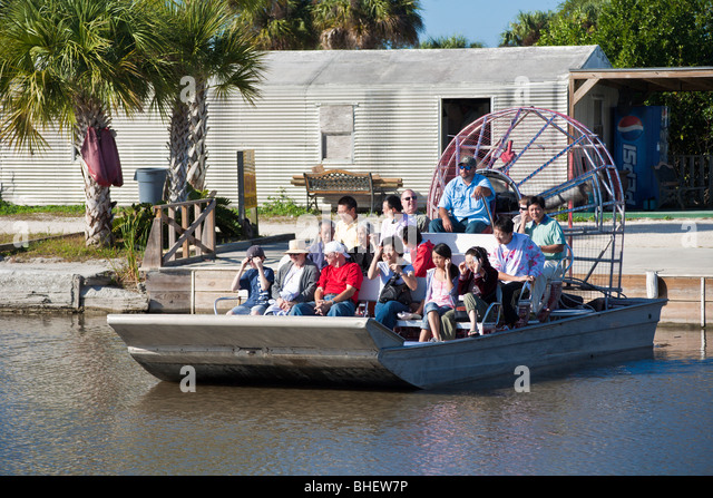Airboat Tour Stock Photos Amp Airboat Tour Stock Images Alamy