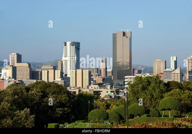 City Of Tshwane: Cityscape Pretoria Stock Photos & Cityscape Pretoria Stock
