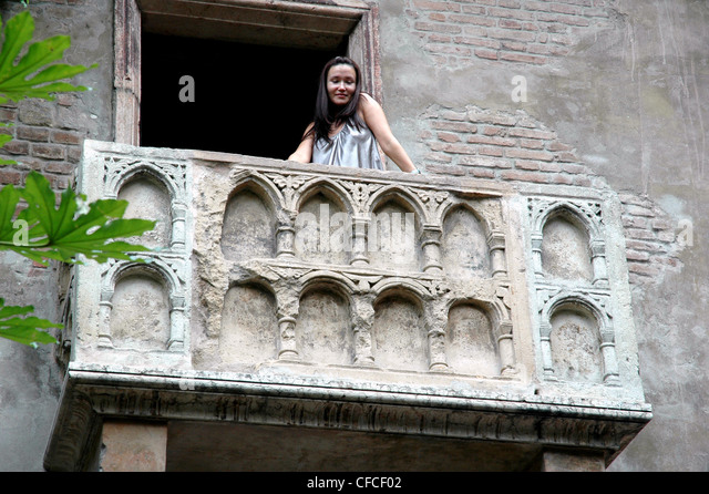 Juliet stock photos juliet stock images alamy for Famous balcony