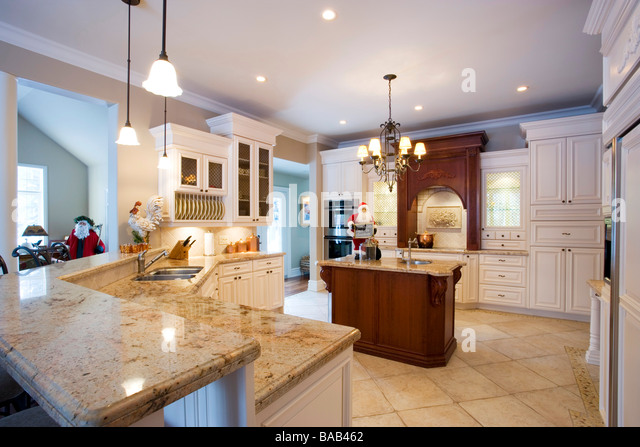 Granite Counter Stock Photos & Granite Counter Stock Images - Alamy