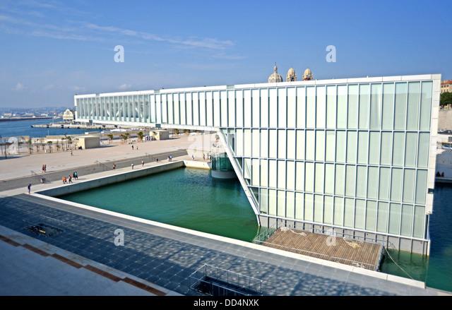 Marseille city centre stock photos marseille city centre - La maison de la mediterranee ...