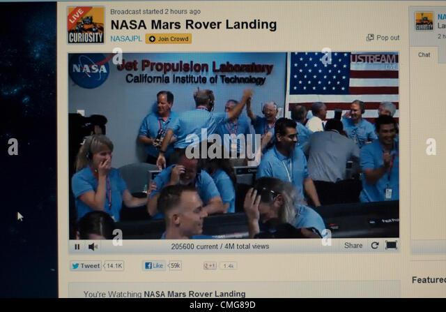nasa mars rover live feed - photo #40