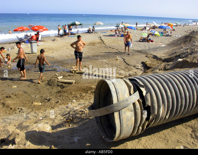 Spains beaches stock photos spains beaches stock images for Beach house construction materials