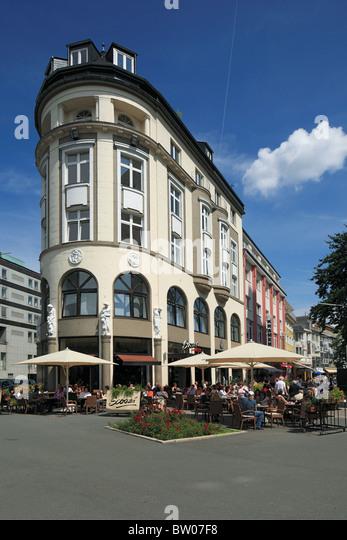 Bergisches haus stock photos bergisches haus stock for Hotel wuppertal elberfeld