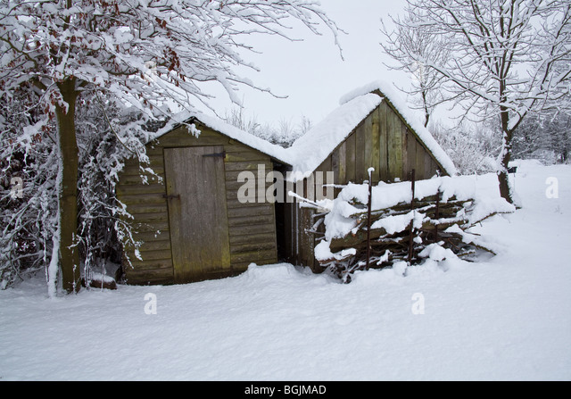 Garden Sheds New Hampshire garden sheds stock photos & garden sheds stock images - alamy