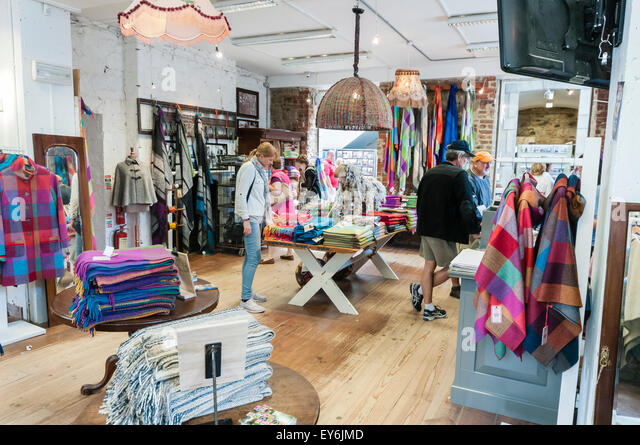 Avoca Handweavers Textile Shop At Powerscourt Ireland