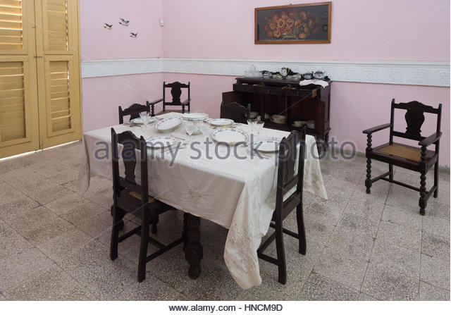 Colonial Dining Room Stock Photos Colonial Dining Room Stock