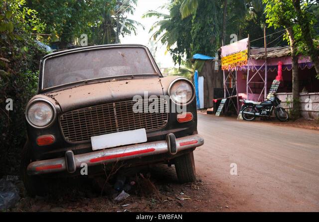 Old Car India Stock Photos Old Car India Stock Images Alamy