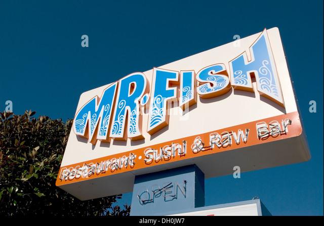 Japanese food america stock photos japanese food america for Mr fish myrtle beach sc