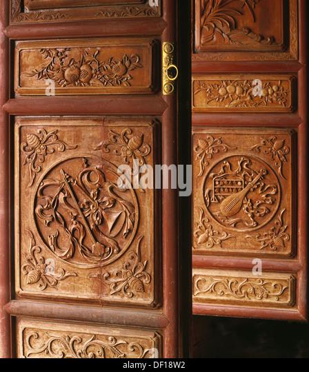 Doors. The Mu Klan Palace. Lijiang. (Yunnan) P.R. of China - & Lijiang Old Castle Stock Photos \u0026 Lijiang Old Castle Stock Images ... Pezcame.Com